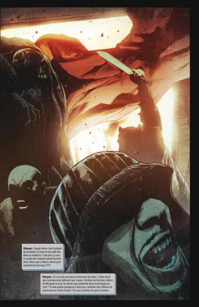 Page 3 Spawn - la saga infernale tome 6 - le sauveur
