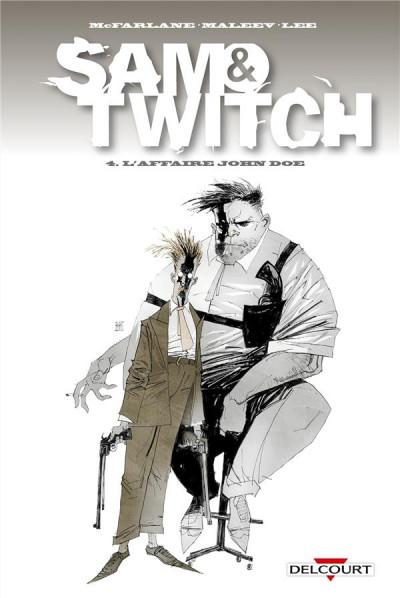 image de Sam & Twitch tome 4 - l'affaire John Doe