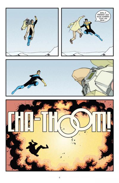 Page 1 invincible tome 1 - affaires de famille