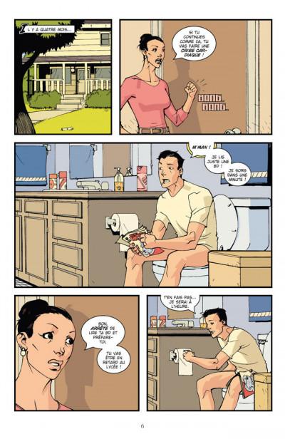 Page 3 invincible tome 1 - affaires de famille