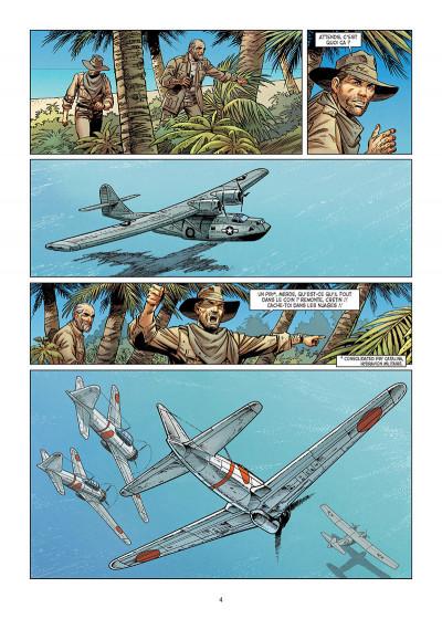 Page 2 Lignes de Front tome 7