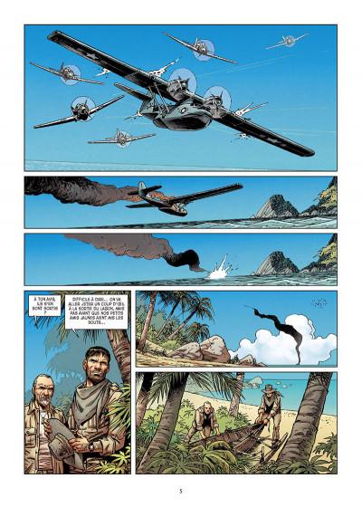 Page 3 Lignes de Front tome 7