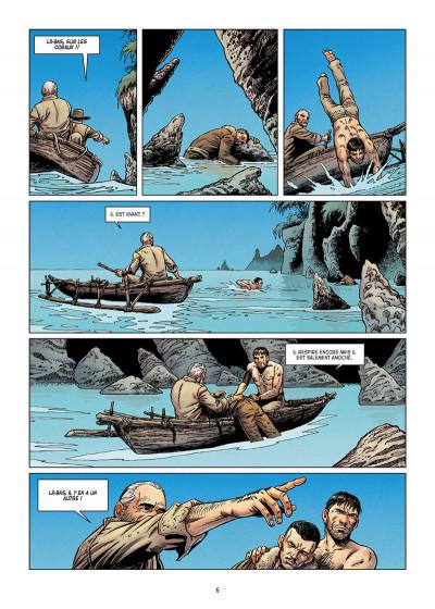 Page 4 Lignes de Front tome 7