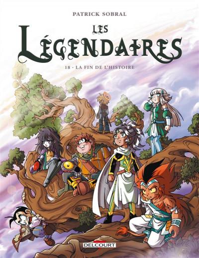 Couverture Les Légendaires tome 18