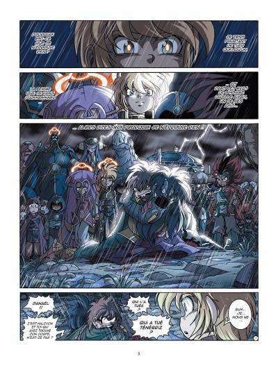 Page 1 Les Légendaires tome 18