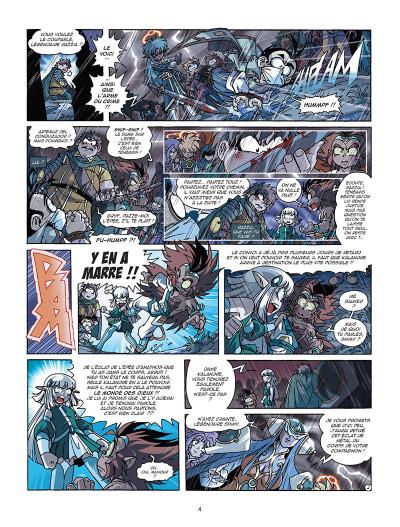 Page 2 Les Légendaires tome 18