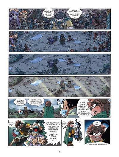 Page 3 Les Légendaires tome 18