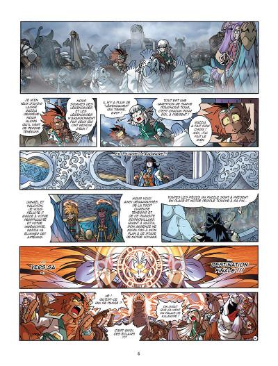 Page 4 Les Légendaires tome 18