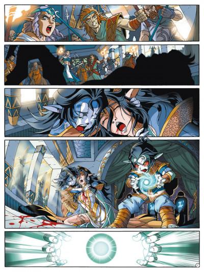 Page 1 Les légendaires tome 17