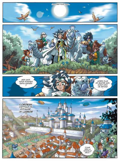 Page 2 Les légendaires tome 17