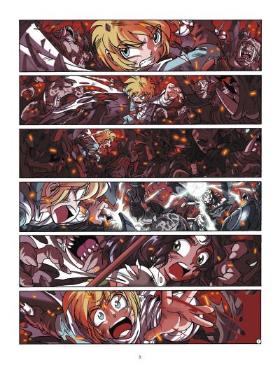 Page 1 Les Légendaires tome 19
