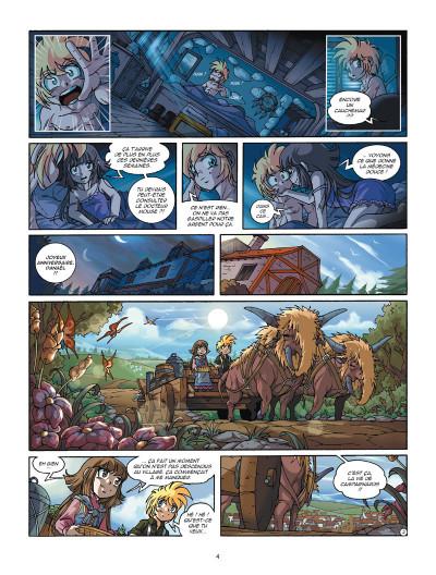 Page 2 Les Légendaires tome 19