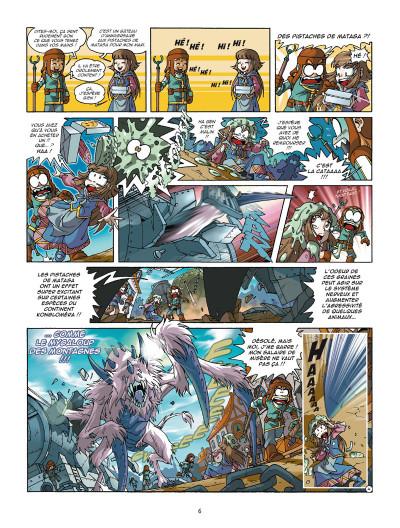 Page 4 Les Légendaires tome 19