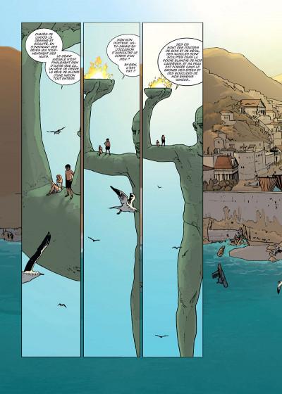 Page 2 Les 7 Merveilles tome 7