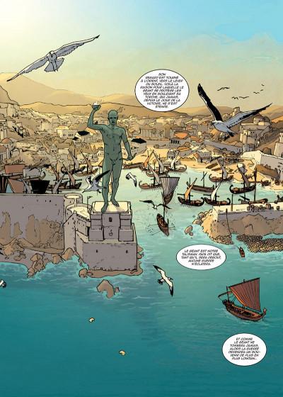 Page 3 Les 7 Merveilles tome 7