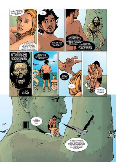 Page 4 Les 7 Merveilles tome 7