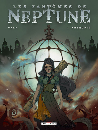 Couverture Les fantômes de Neptune tome 1