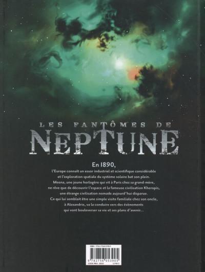 Dos Les fantômes de Neptune tome 1