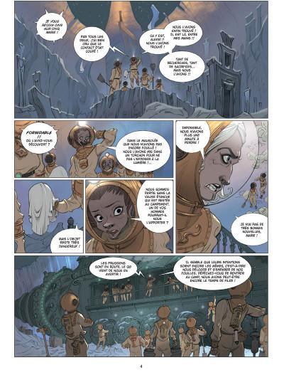 Page 2 Les fantômes de Neptune tome 1
