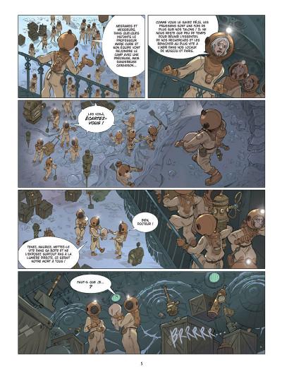 Page 3 Les fantômes de Neptune tome 1