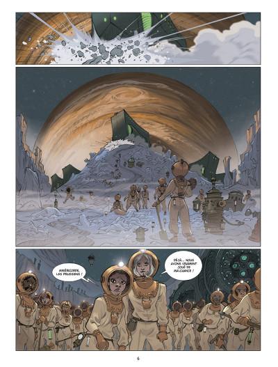 Page 4 Les fantômes de Neptune tome 1