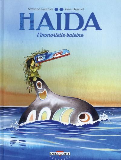 Couverture Haïda tome 1