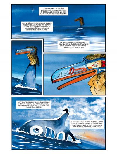 Page 1 Haïda tome 1