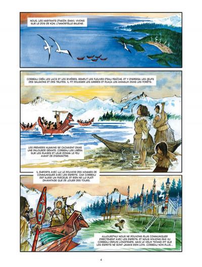 Page 2 Haïda tome 1