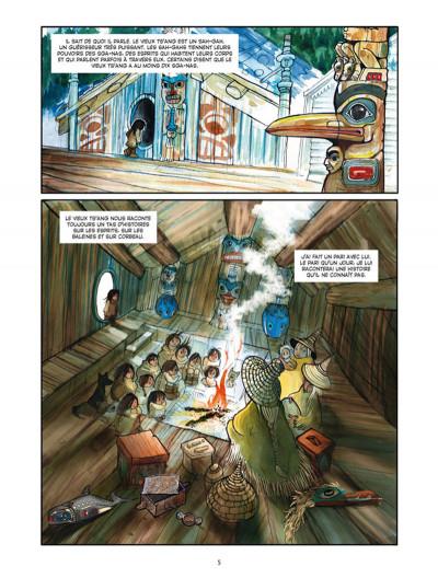 Page 3 Haïda tome 1
