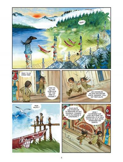 Page 4 Haïda tome 1