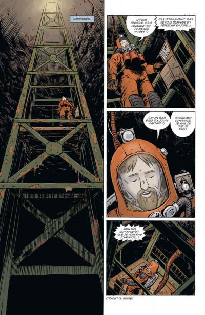 Page 1 B.P.R.D. - L'Enfer sur Terre Tome 2 - La Longue Mort