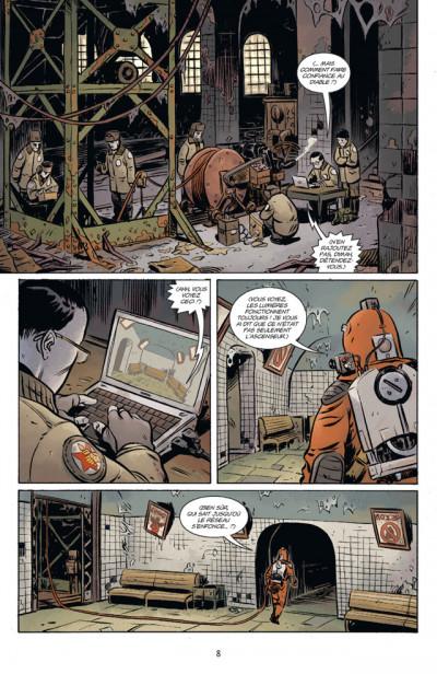 Page 2 B.P.R.D. - L'Enfer sur Terre Tome 2 - La Longue Mort