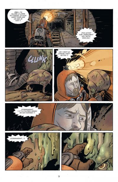 Page 3 B.P.R.D. - L'Enfer sur Terre Tome 2 - La Longue Mort