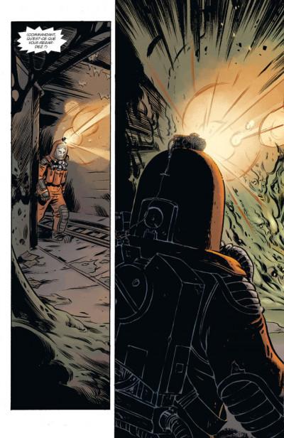 Page 4 B.P.R.D. - L'Enfer sur Terre Tome 2 - La Longue Mort