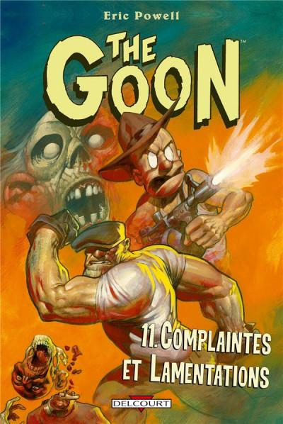image de The Goon Tome 11 - Complaintes et lamentations