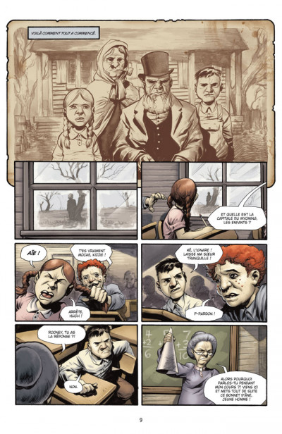 Page 1 The Goon Tome 11 - Complaintes et lamentations