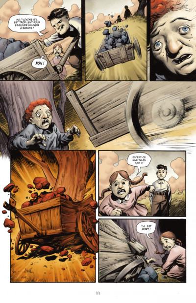 Page 3 The Goon Tome 11 - Complaintes et lamentations