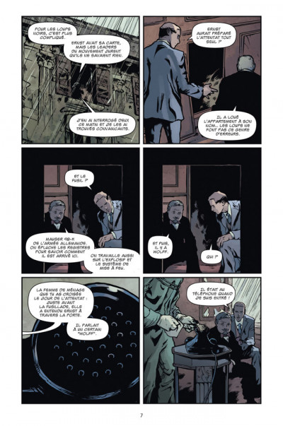 Page 3 Metropolis tome 2