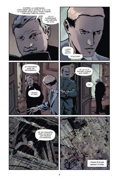 Page 4 Metropolis tome 2