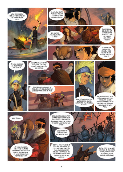 Page 2 Le soufflevent tome 2