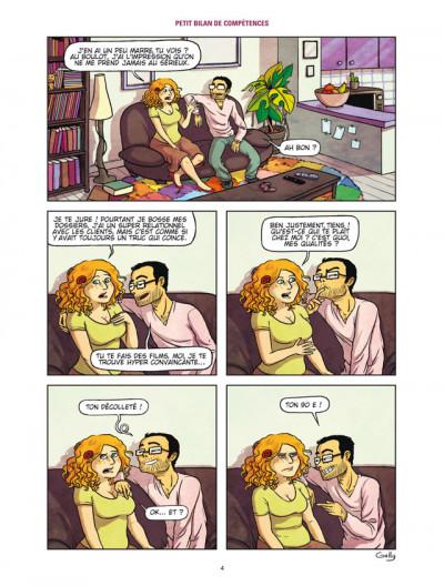 Page 2 La Danse des connards