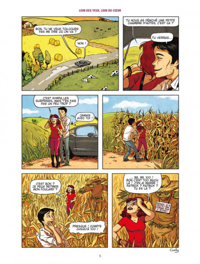 Page 3 La Danse des connards