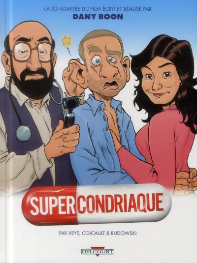 Couverture Supercondriaque