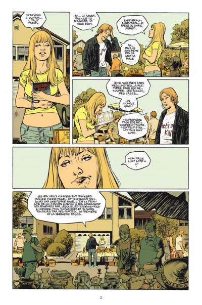 Page 2 Lucy Loyd's Nightmare