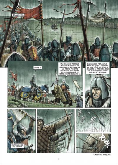 Page 1 Les reines de sang - Isabelle, la louve de France tome 2