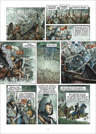 Page 2 Les reines de sang - Isabelle, la louve de France tome 2