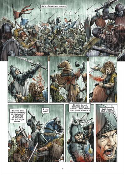 Page 3 Les reines de sang - Isabelle, la louve de France tome 2