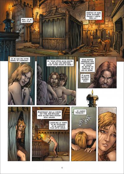 Page 4 Les reines de sang - Isabelle, la louve de France tome 2