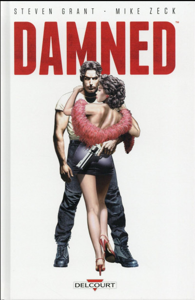 Couverture Damned