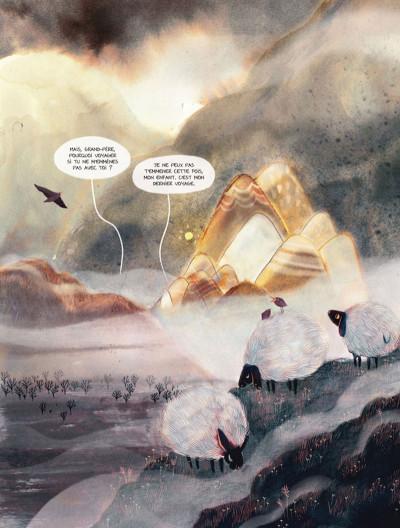 Page 1 L'homme montagne